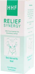 Relief Synergy : Remedy Box Products : Remedy Box