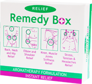 Remedy Box - Relief Synergy : Remedy Box Products : Remedy Box